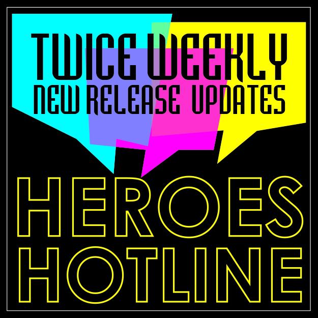 HEROESONLINE :: HeroesCon 2019 :: Complete Guest List