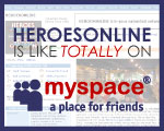 Heroesonline On Myspace!