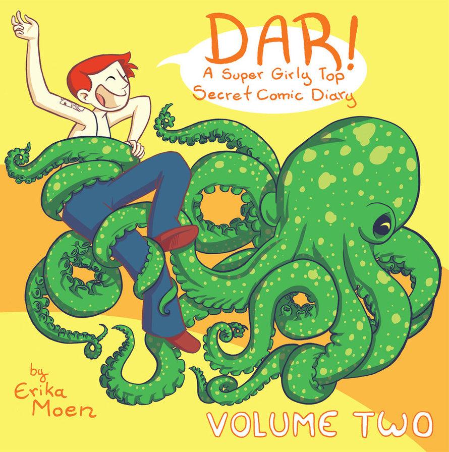 DAR_Volume_Two_by_erikamoen