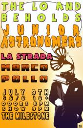junior astronomers flier