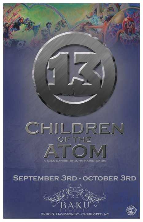 children of the atom poster