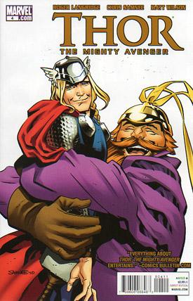 thor mighty avenger hug