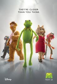 Muppets are coming!