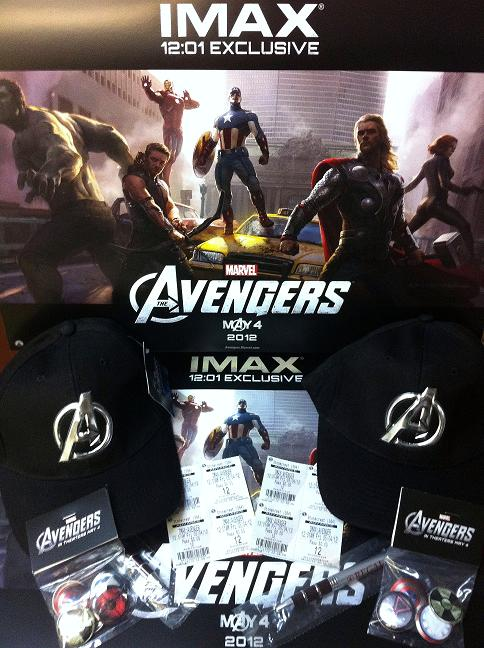 Avengers Swag