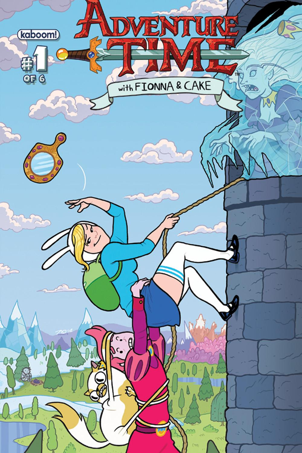 Fionna And Cake Dvd Episode List