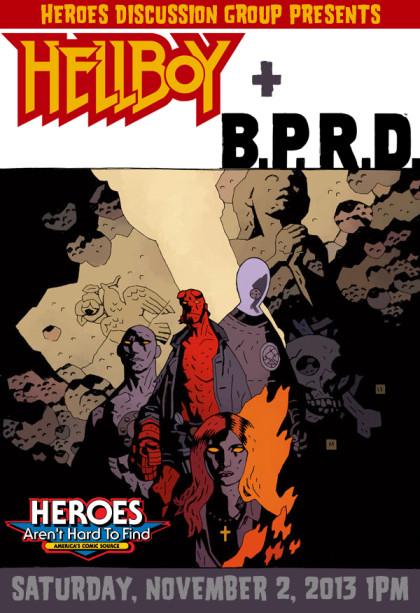 Hellboy_BPRD