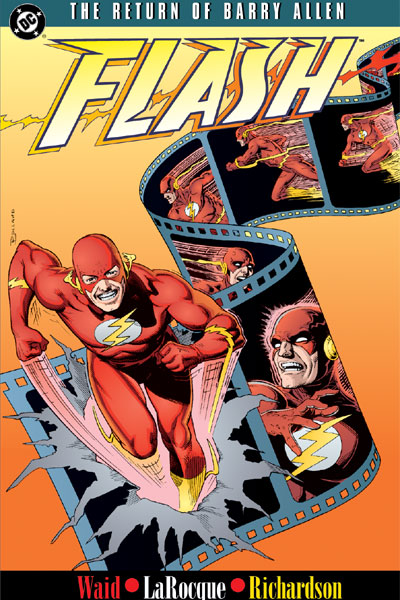 Flash-Return of Barry Allen