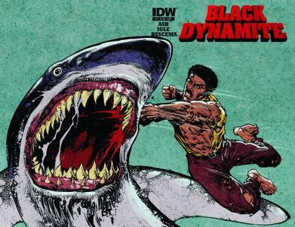BLACK DYNAMITE SHARK