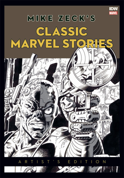 Mike Zeck Cover AE_RE