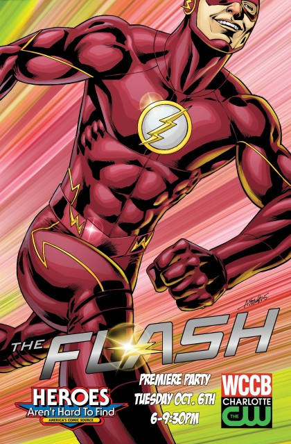 lowres_Flash TV poster color