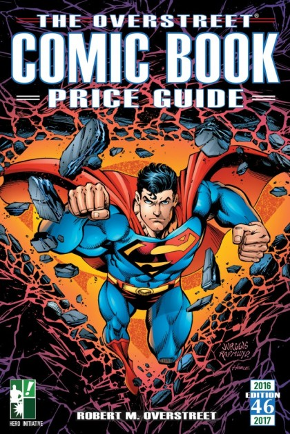 the heroesonline blog the overstreet comic book price guide 46 rh heroesonline com overstreet comic guide online overstreet comic guide digital 48 version