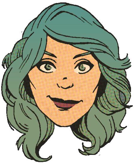 Bridgit Heroes Heads - Karla