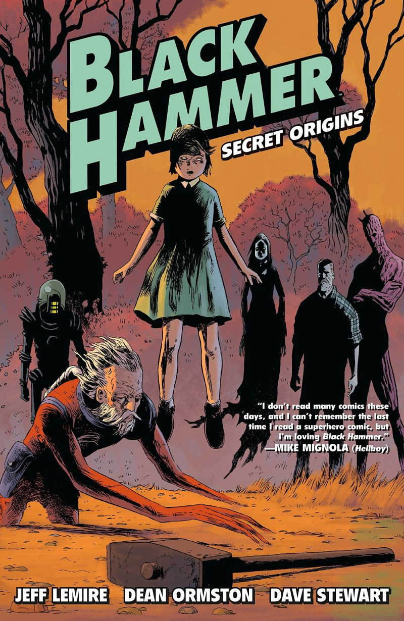 Black Hammer Vol 1