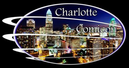 Charlotte Comicon logo
