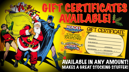 GIFT CERT STOCKING