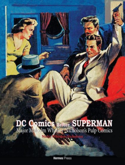 DC b4 Superman
