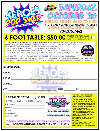 Pop Swap Form - 2019 copy