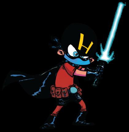 Kid-Hero-with-Mask