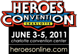 Heroes Convention Logo